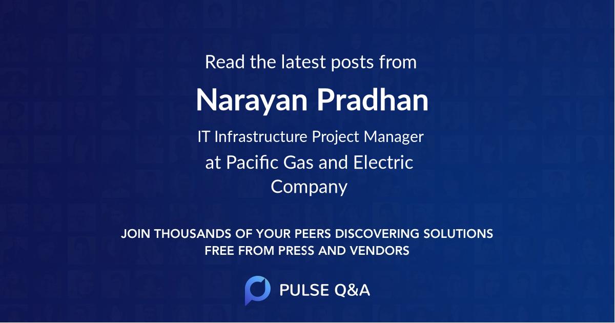 Narayan Pradhan