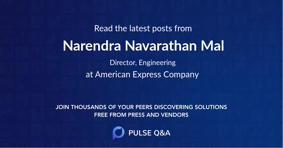 Narendra Navarathan Mal