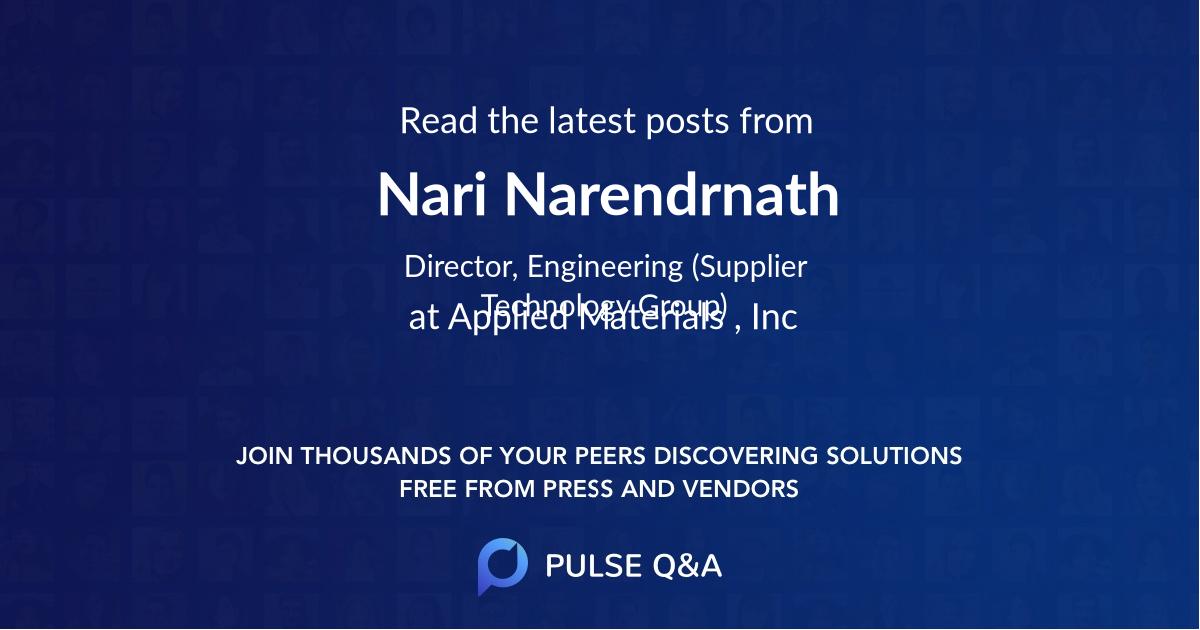 Nari Narendrnath
