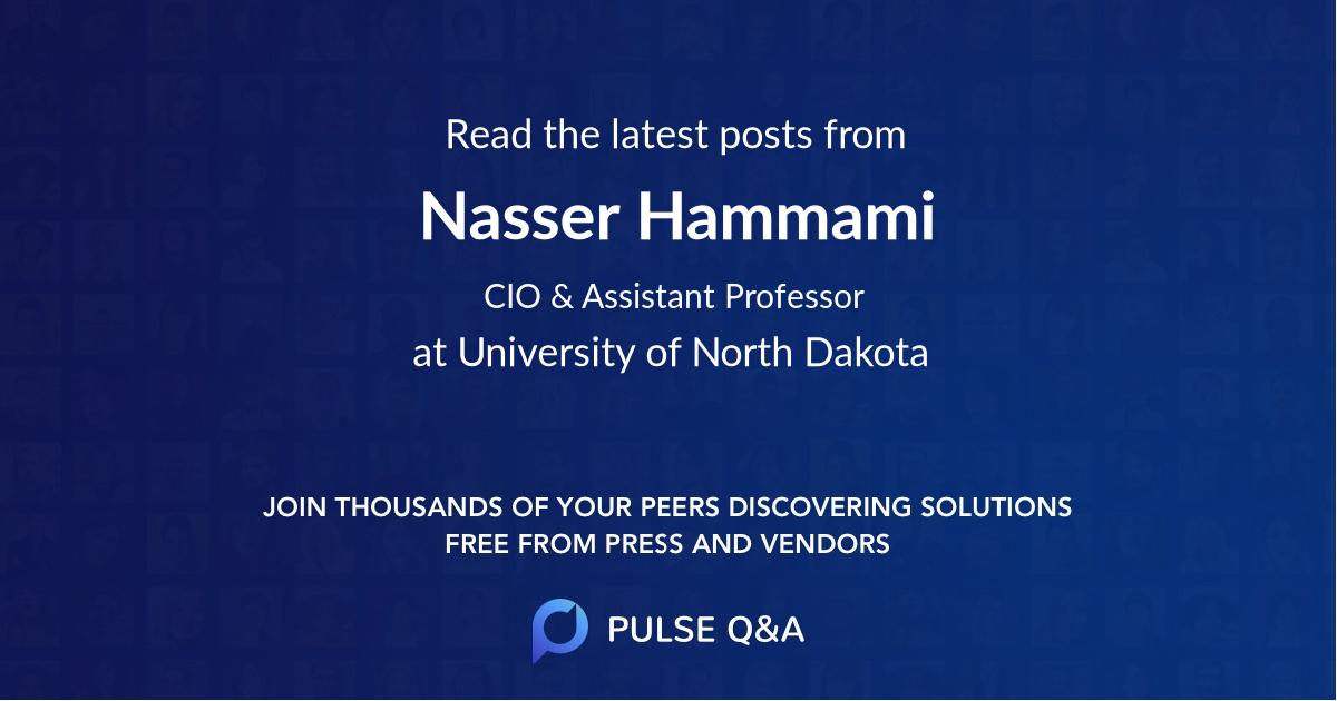 Nasser Hammami