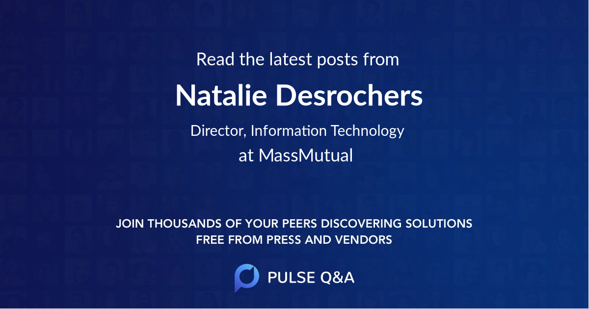 Natalie Desrochers