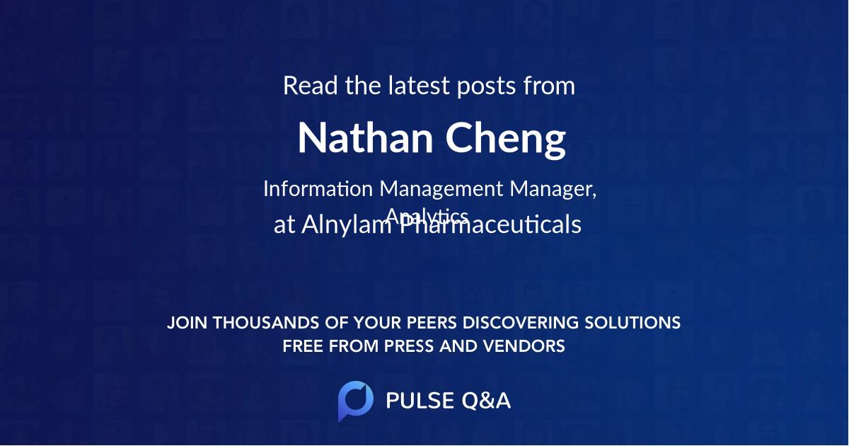Nathan Cheng