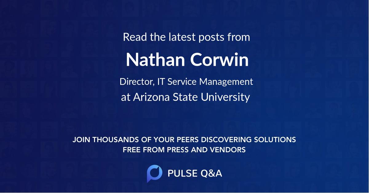 Nathan Corwin