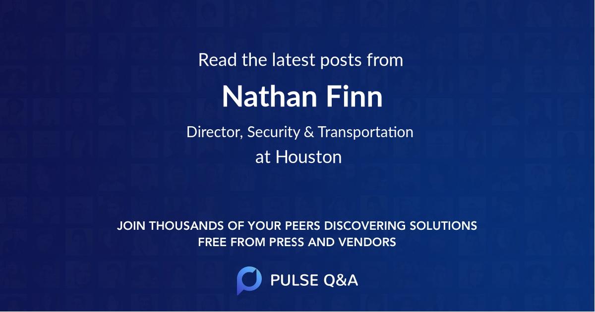 Nathan Finn