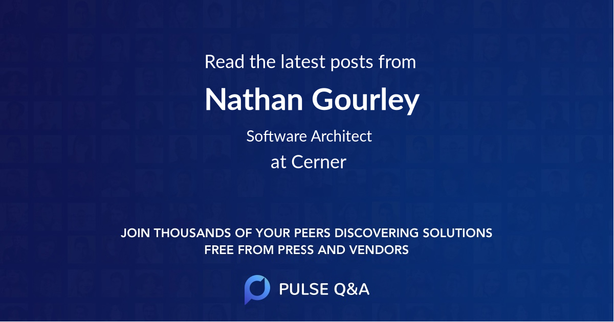 Nathan Gourley