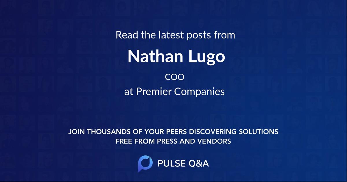 Nathan Lugo
