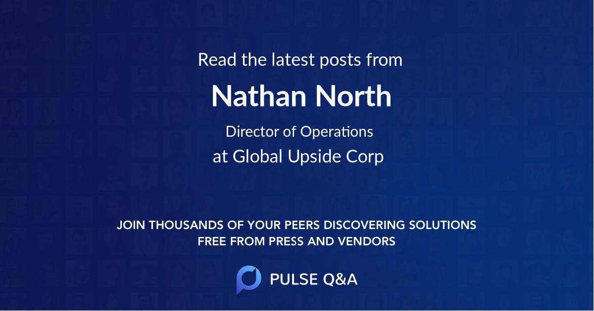 Nathan North