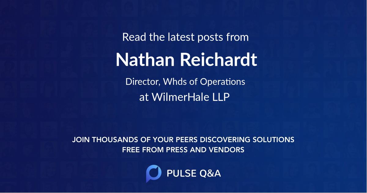 Nathan Reichardt