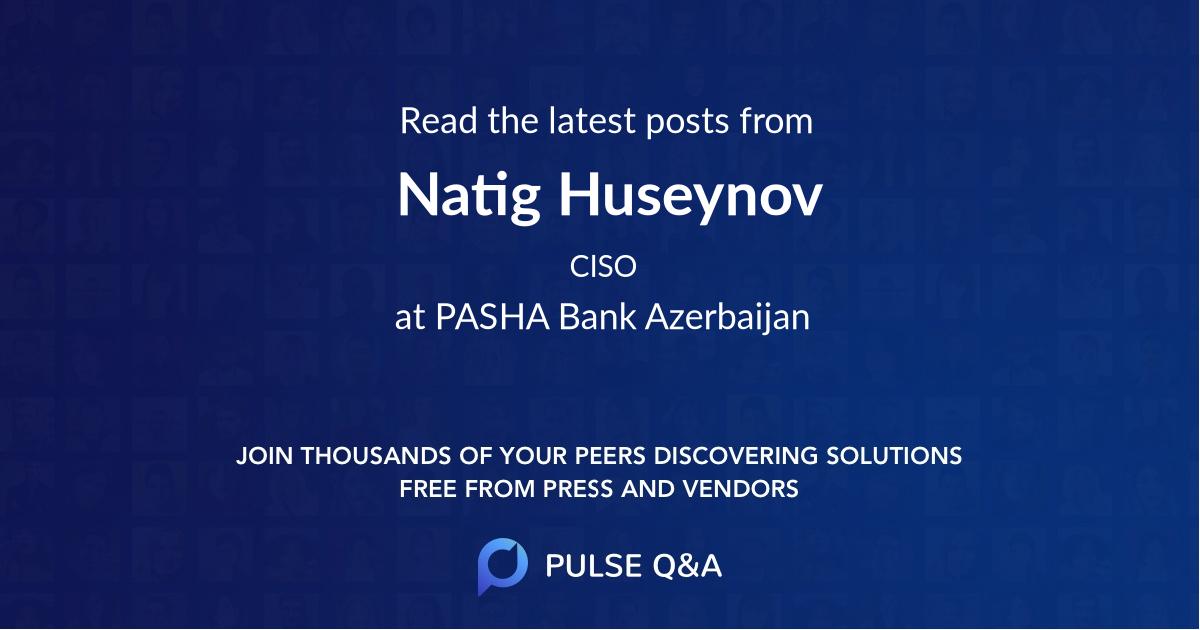 Natig Huseynov