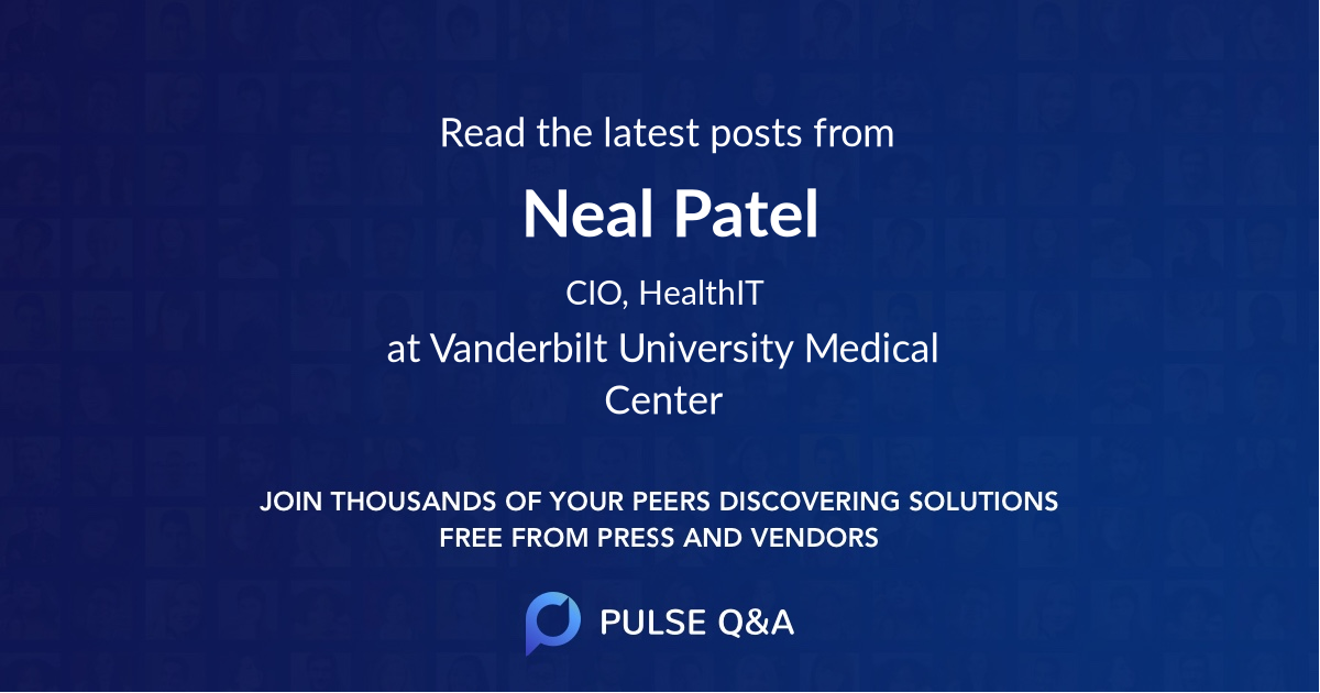 Neal Patel