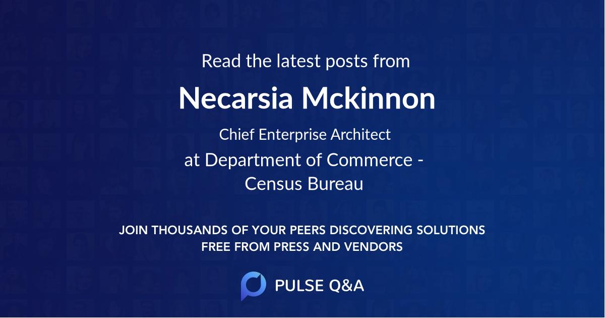 Necarsia Mckinnon