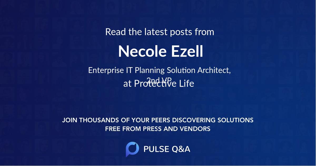 Necole Ezell