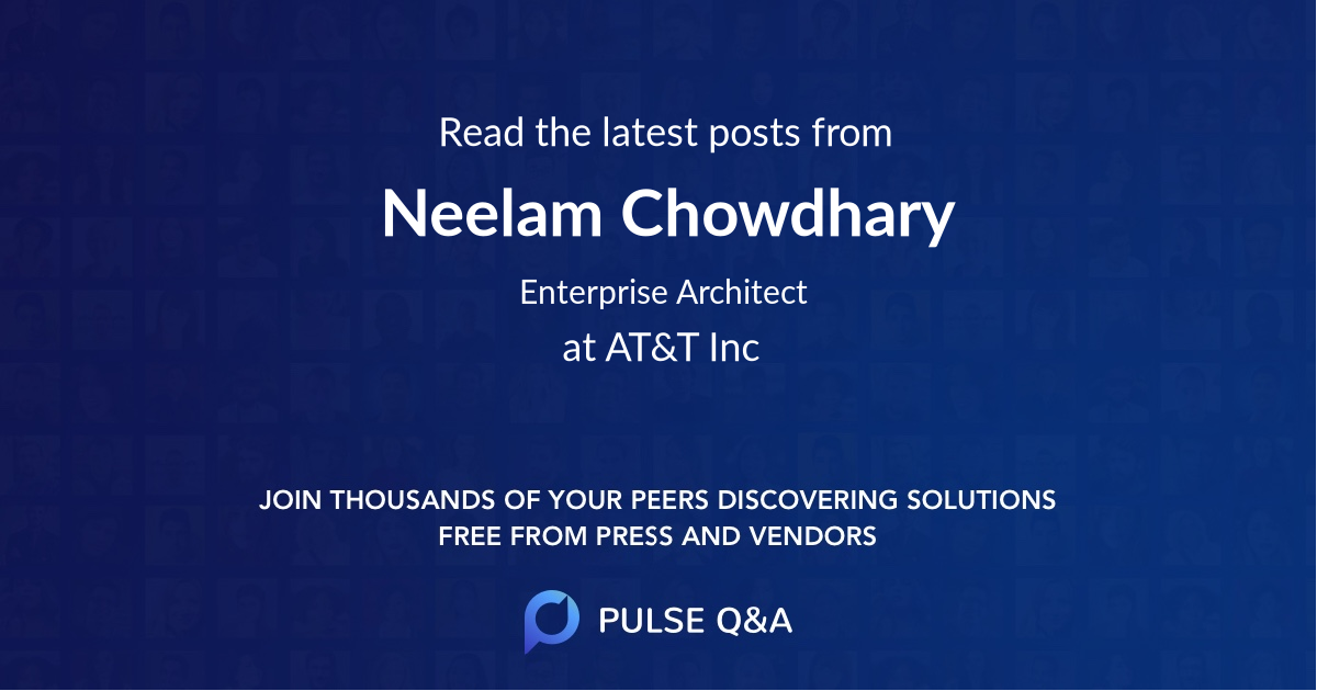 Neelam Chowdhary