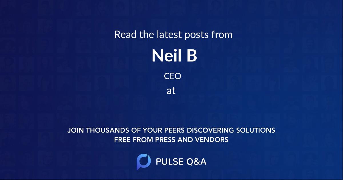 Neil B