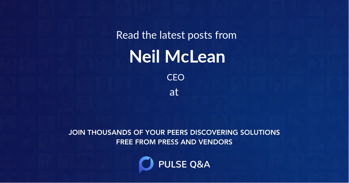 Neil McLean