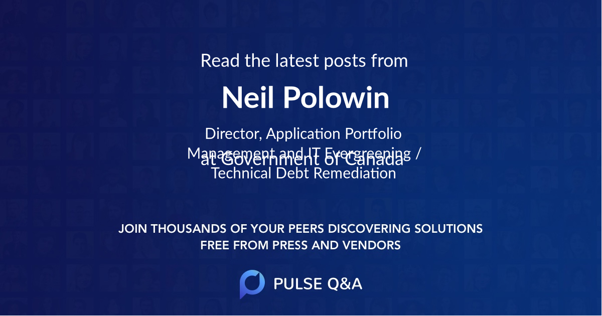 Neil Polowin