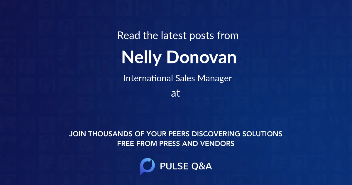 Nelly Donovan