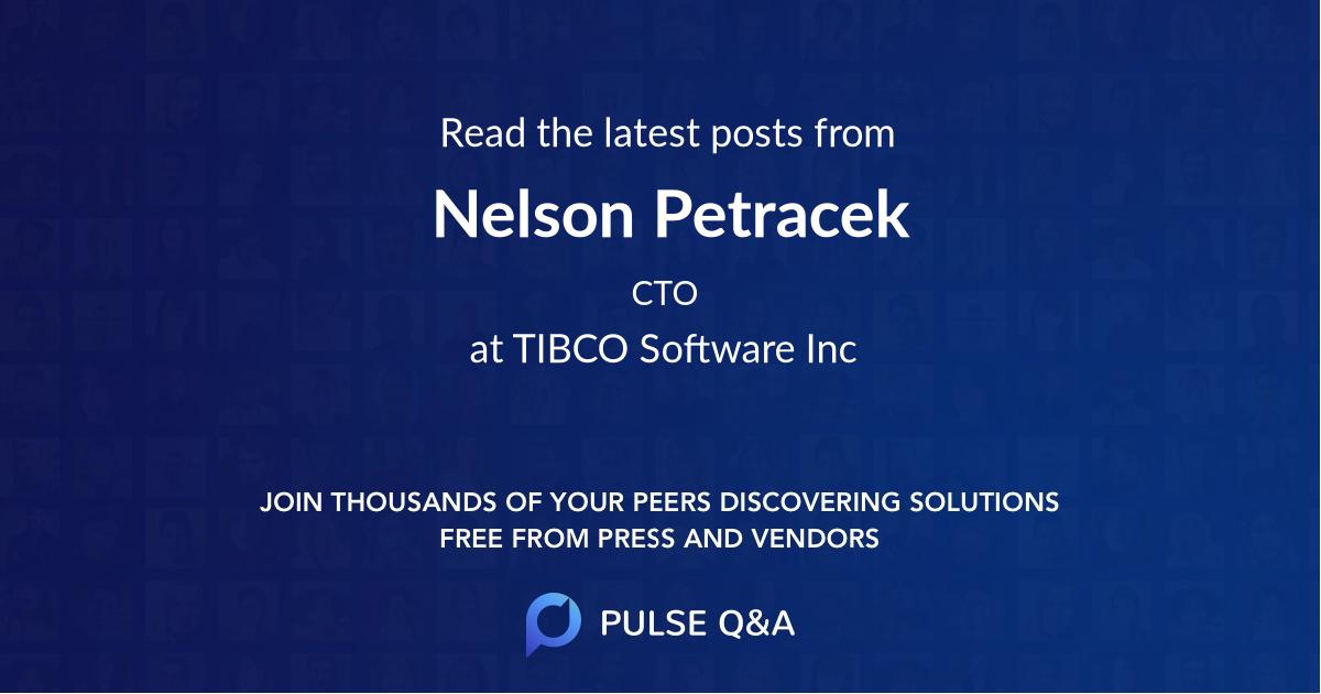 Nelson Petracek