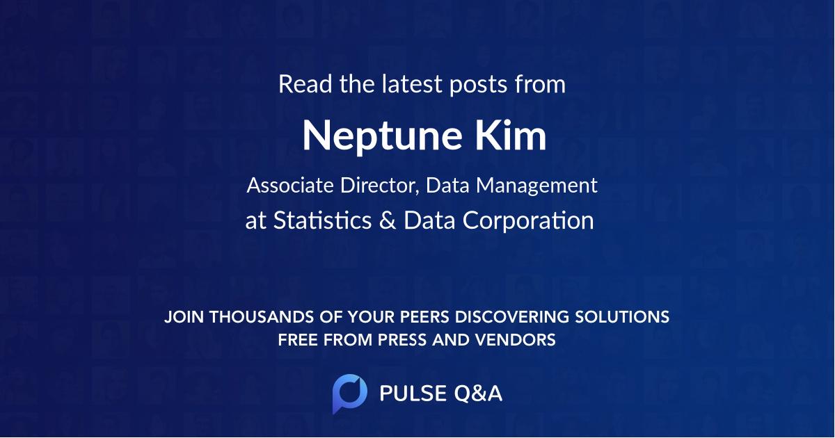 Neptune Kim