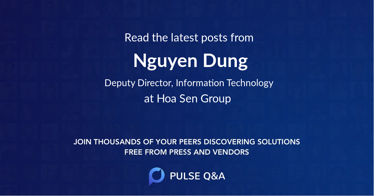 Nguyen Dung