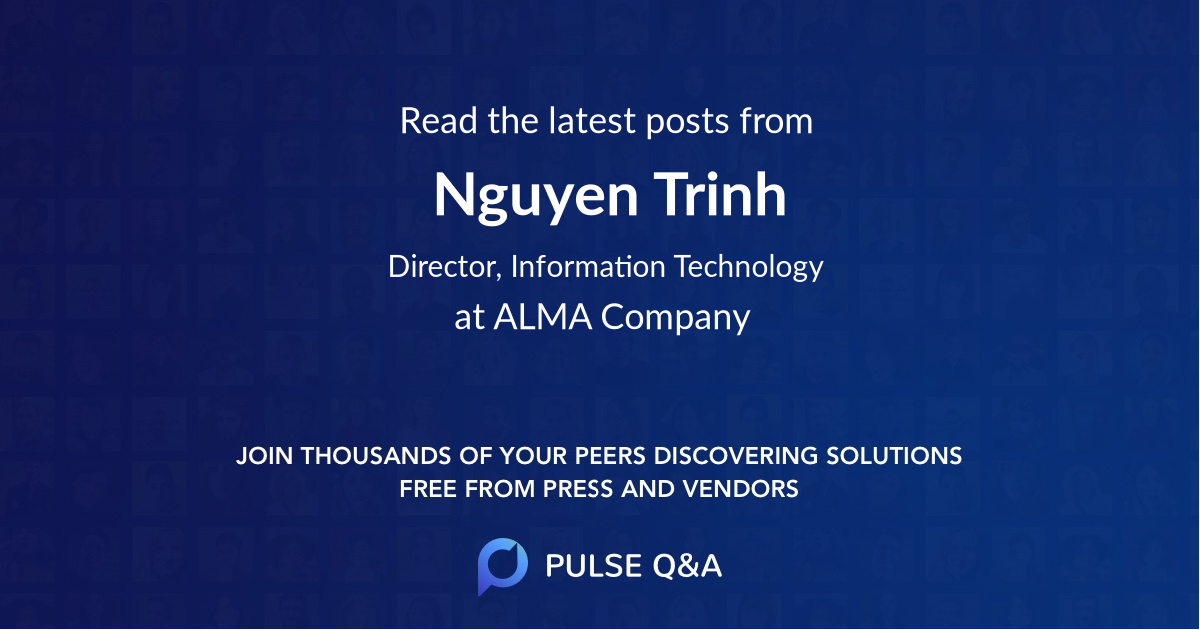 Nguyen Trinh