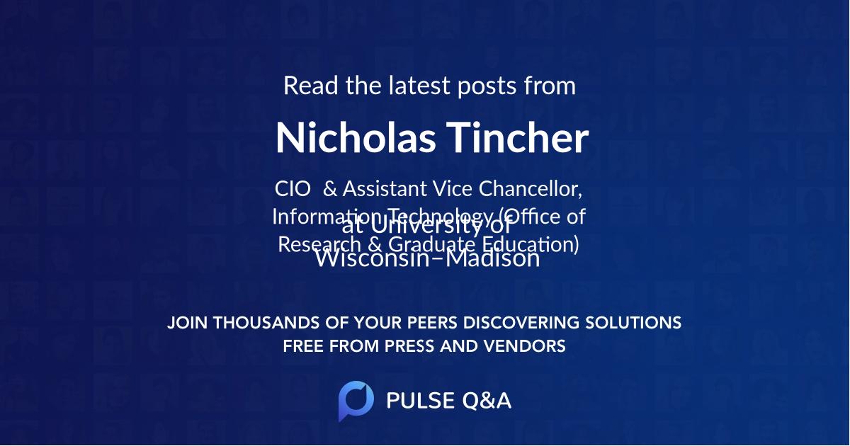 Nicholas Tincher