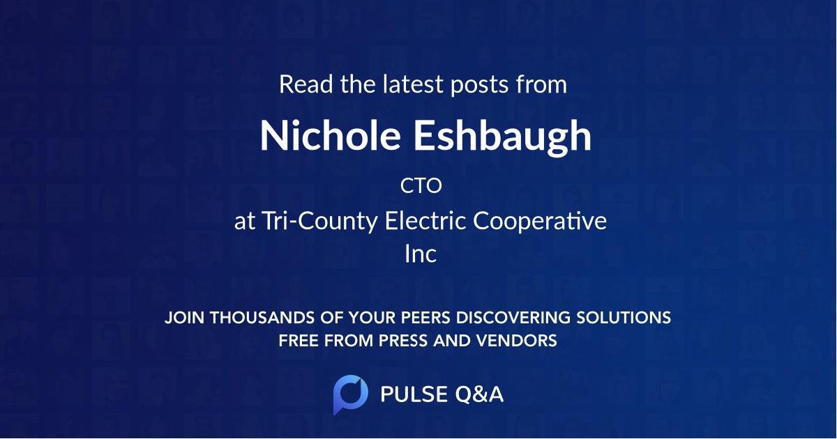 Nichole Eshbaugh