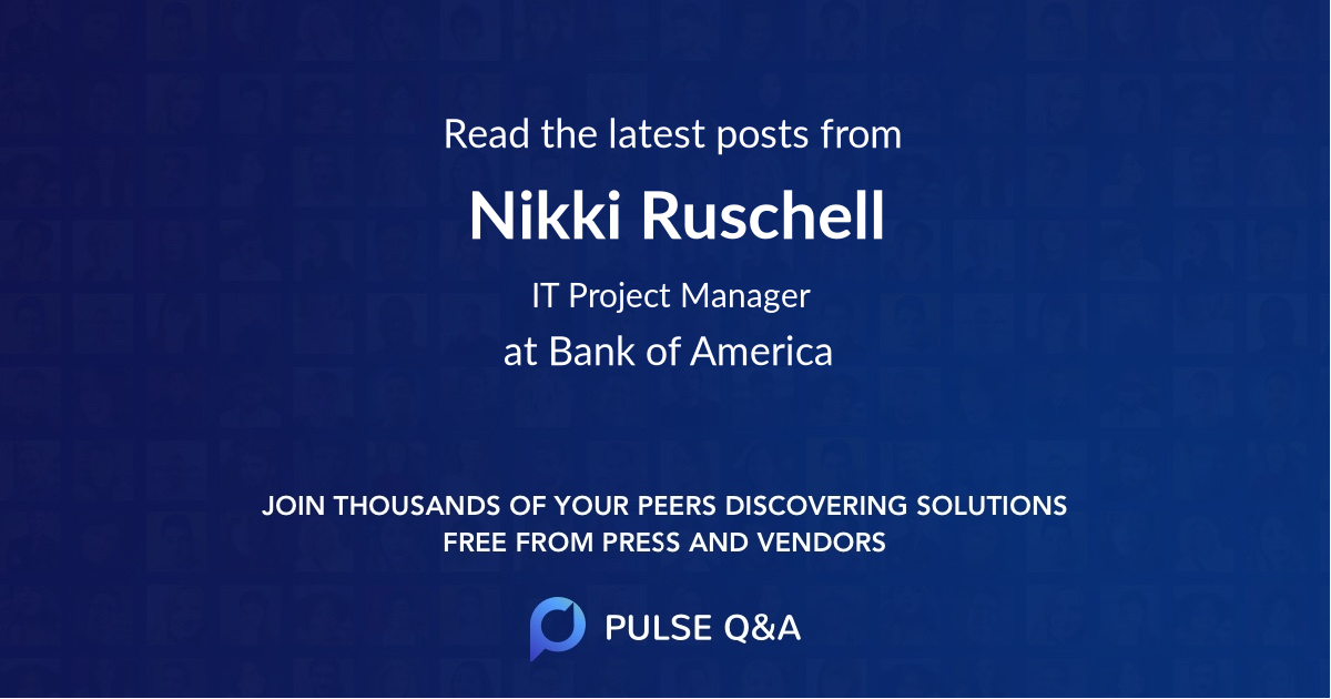 Nikki Ruschell