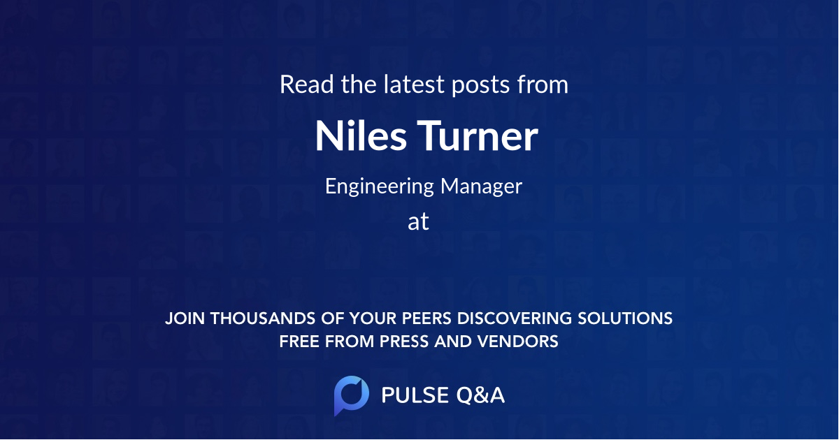 Niles Turner