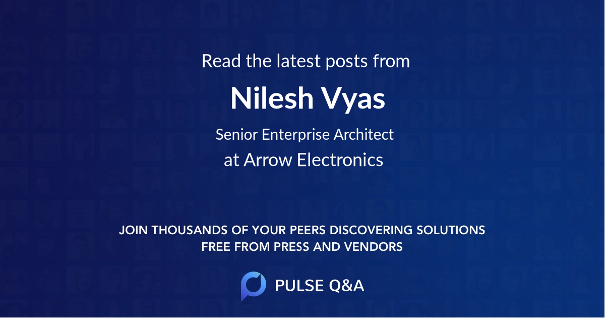 Nilesh Vyas