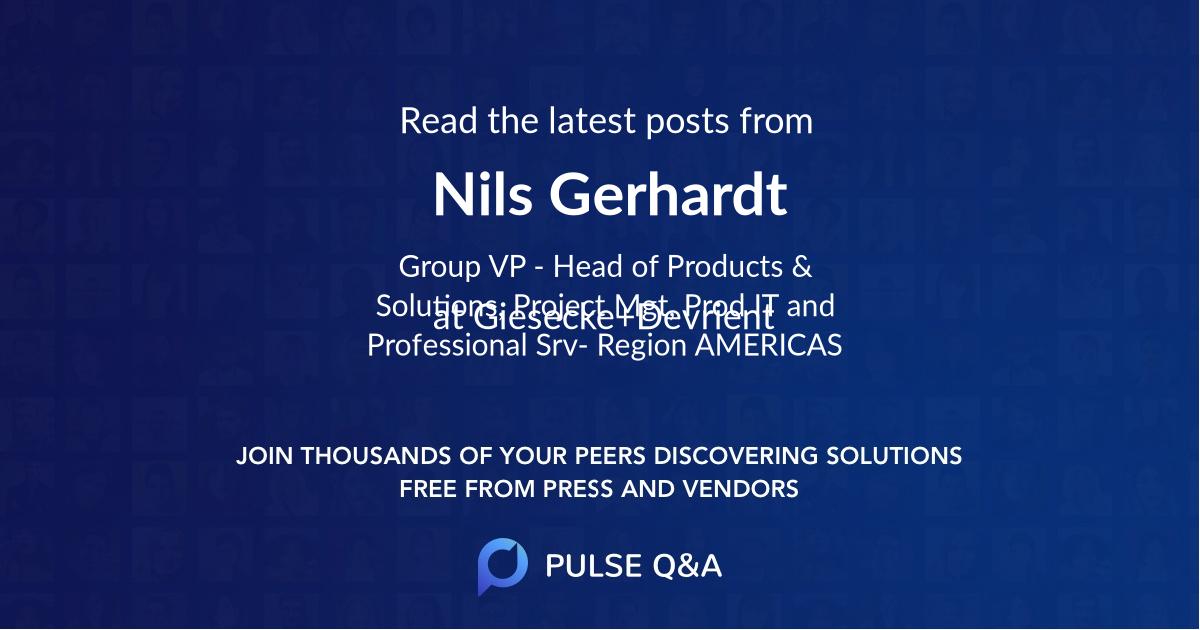 Nils Gerhardt