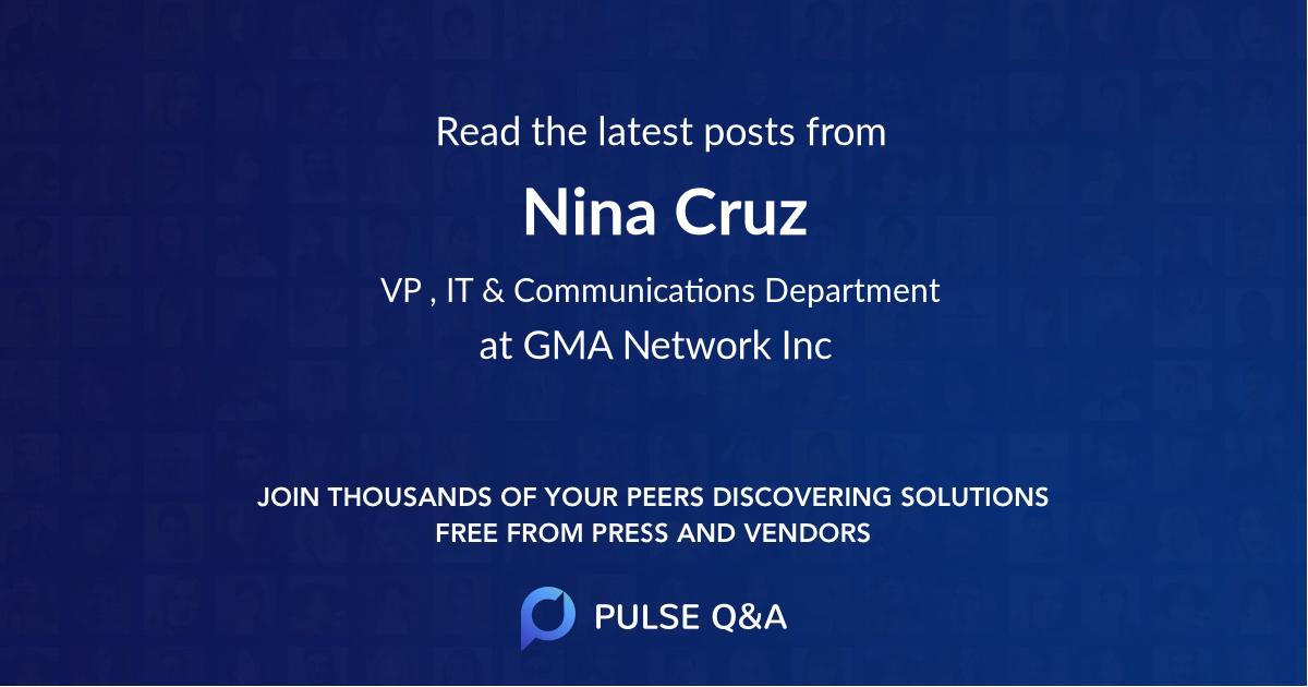 Nina Cruz