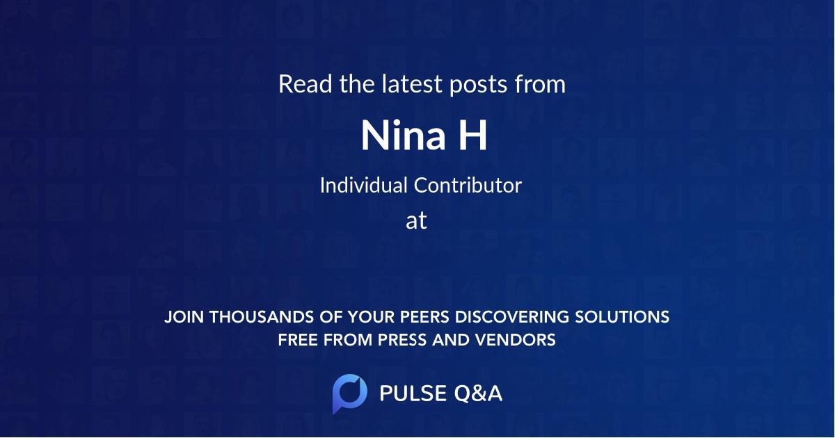 Nina H
