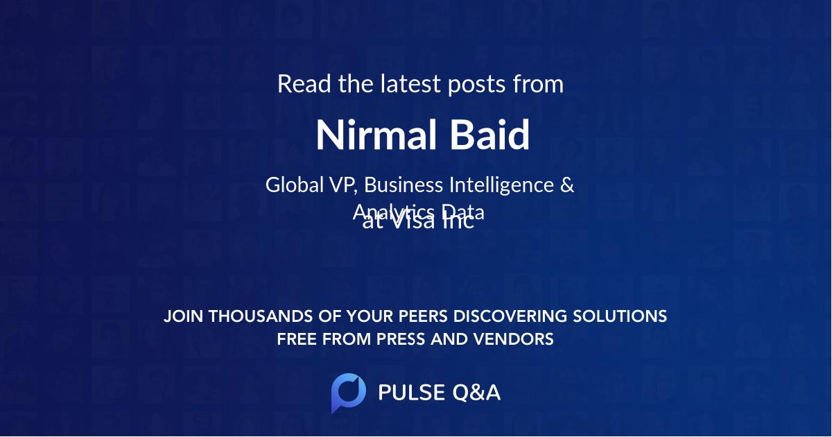 Nirmal Baid