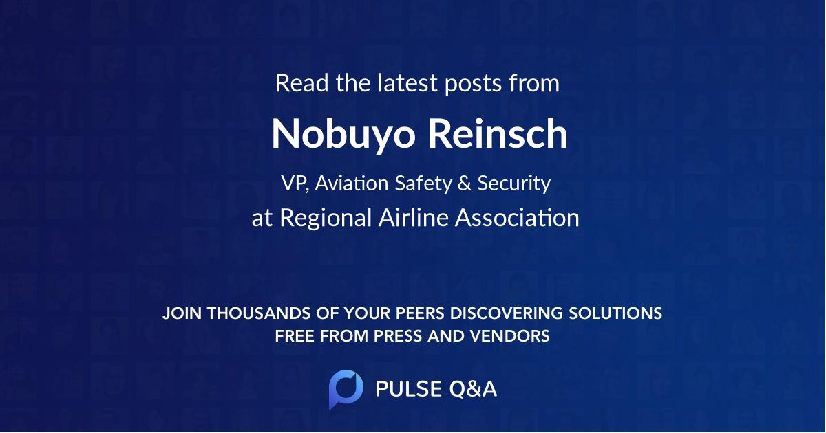 Nobuyo Reinsch
