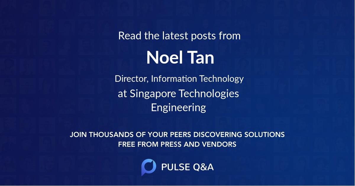 Noel Tan