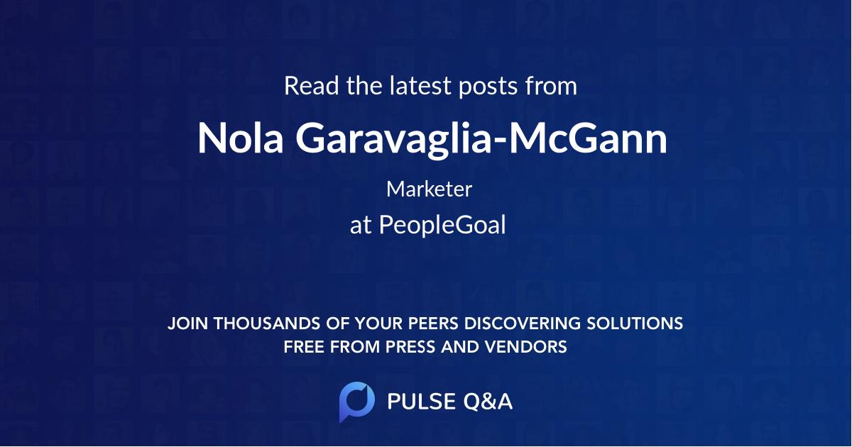 Nola Garavaglia-McGann