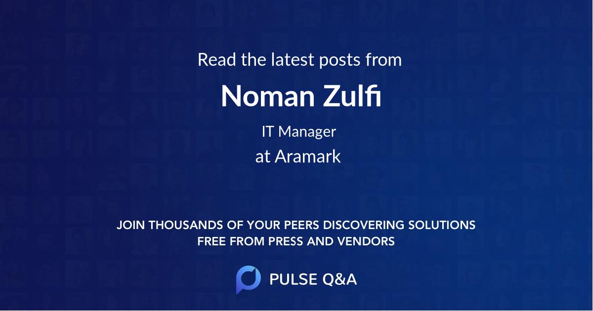 Noman Zulfi