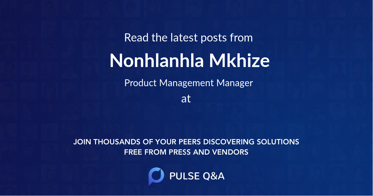 Nonhlanhla Mkhize
