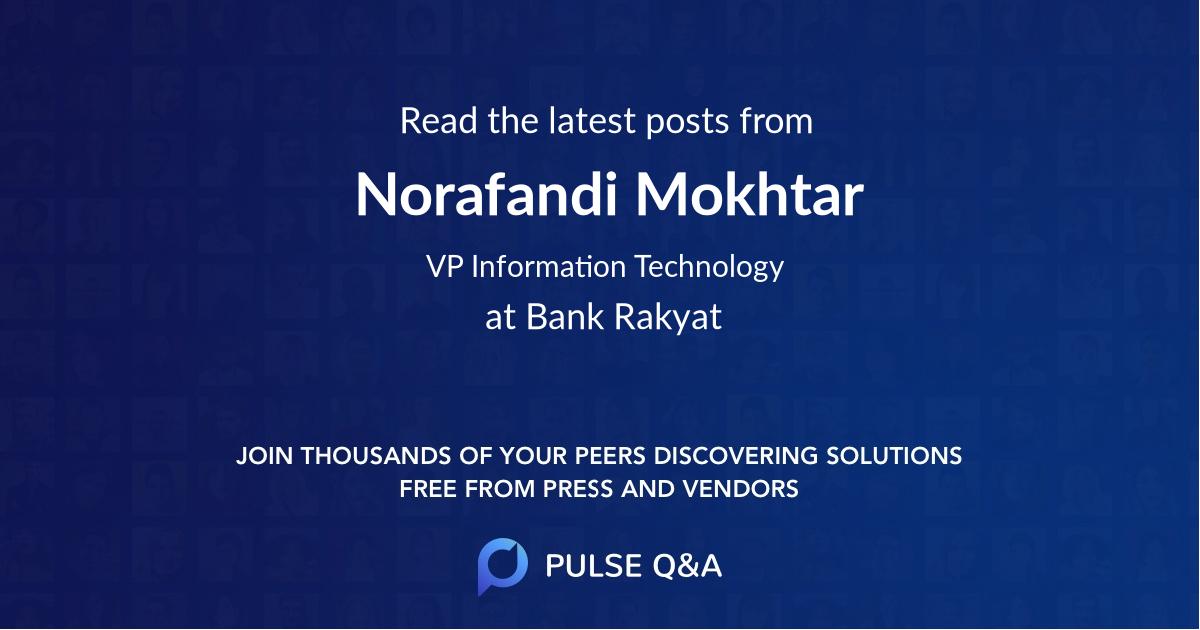 Norafandi Mokhtar