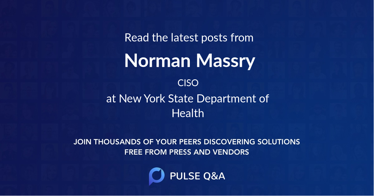 Norman Massry