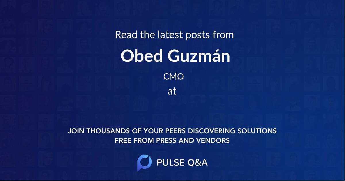 Obed Guzmán