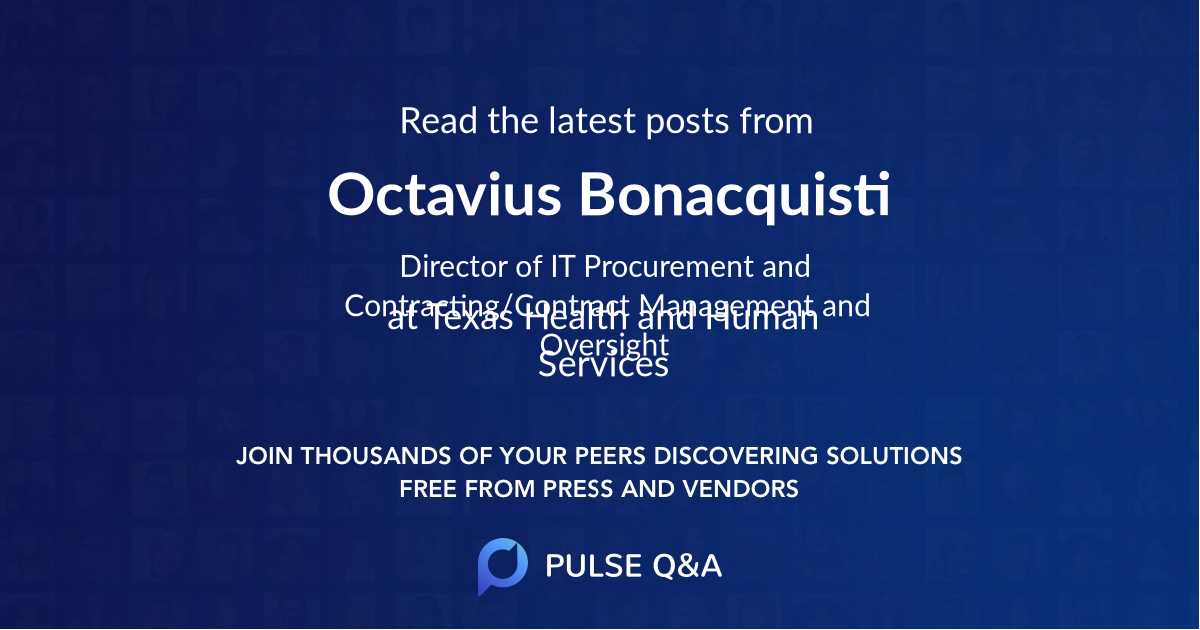 Octavius Bonacquisti