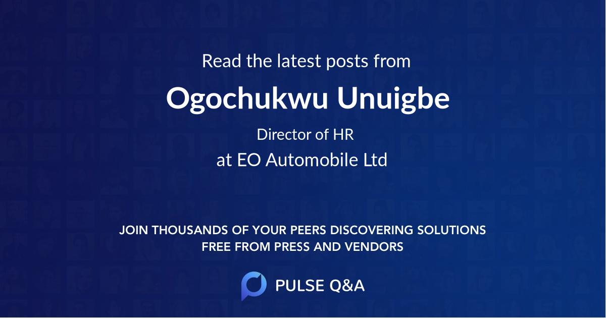 Ogochukwu Unuigbe