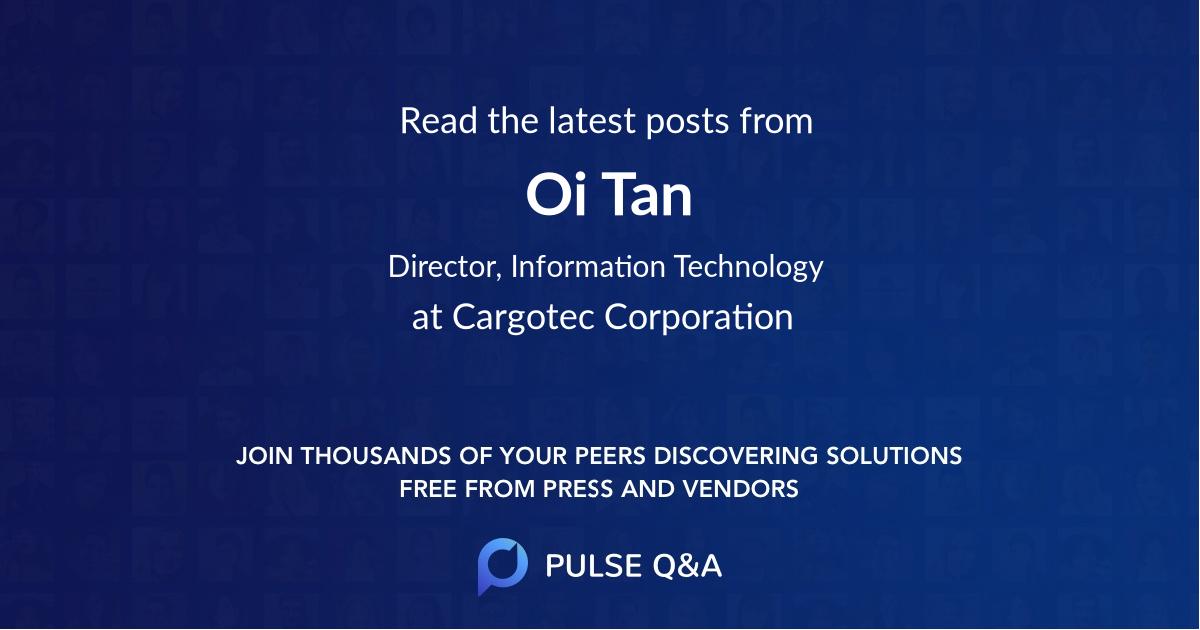 Oi Tan