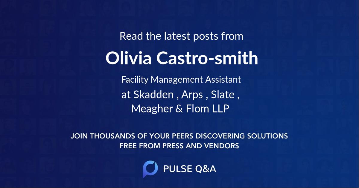Olivia Castro-smith