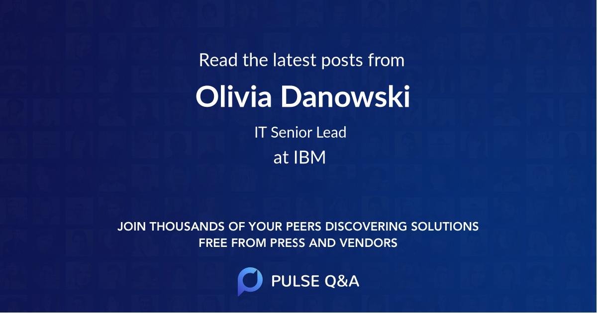 Olivia Danowski