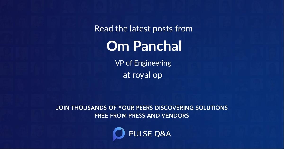 Om Panchal