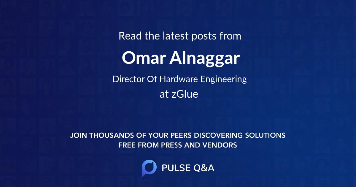 Omar Alnaggar