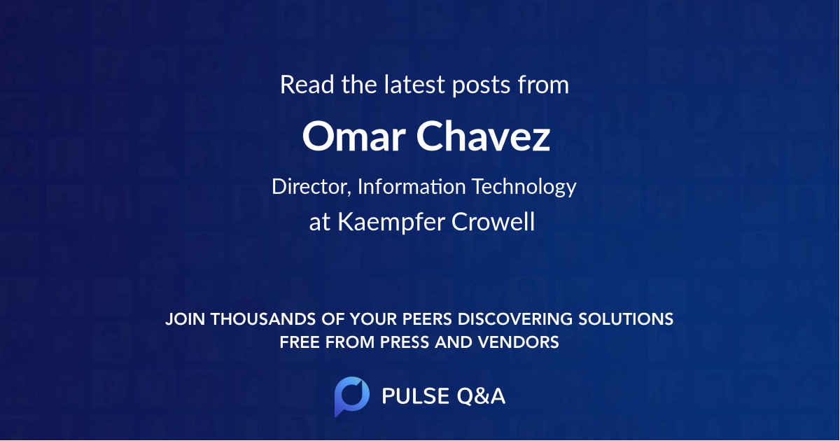 Omar Chavez